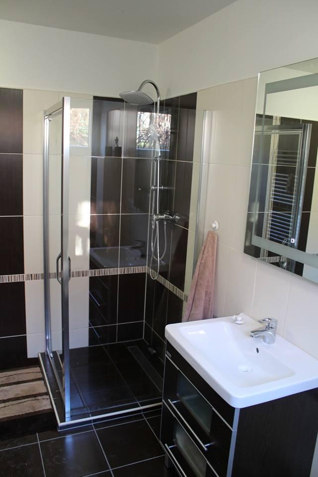 Koupelna a sprchový kout